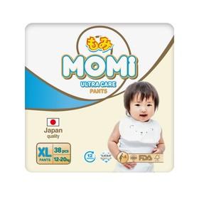Подгузники-трусики MOMI Ultra Care, XL (12-20 кг), 38 шт
