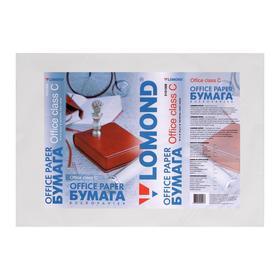 Бумага А3, 500 листов LOMOND Office Paper, 80г/м², белизна 146% CIE, класс B (0101008)