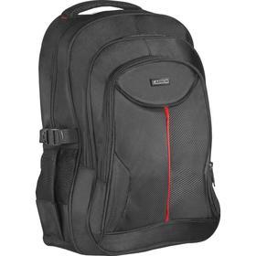 """Сумка-рюкзак для ноутбука Defender Carbon 15.6"""", полиэстер, черный, органайзер 26077"""