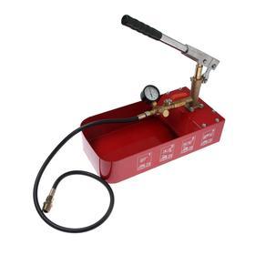 Ручной опрессовочный насос TIM WM-60, 60 бар, 7 л