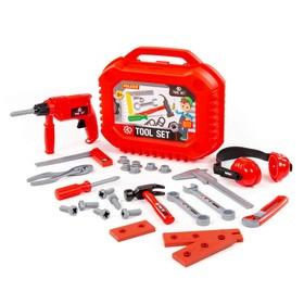 Набор инструментов №18 (27 элементов) (в чемоданчике)