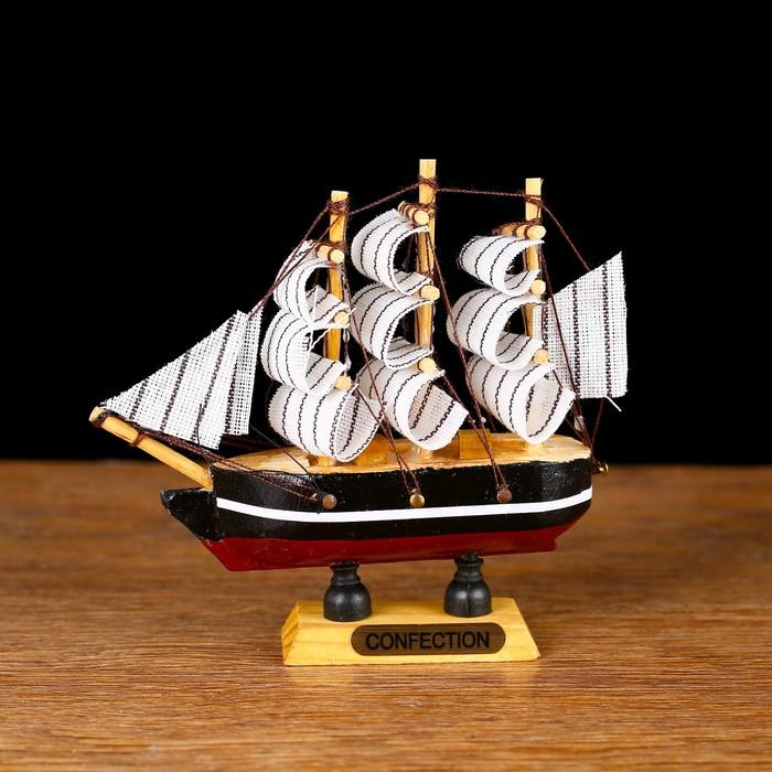 Корабль сувенирный малый «Джейн Гай», 3 × 10 × 10 см