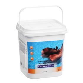Увеличитель щелочности воды в бассейнах AstralPool, порошок, 6 кг