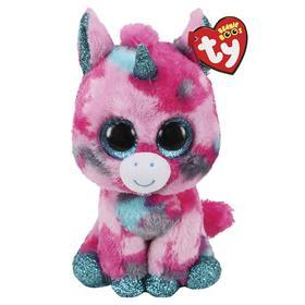 Мягкая игрушка «Единорог Gumball», цвет розово-голубой, 15 см