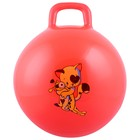 "Ball hopper with handle ""Boys and Girls"", d=45 cm, 350 g, MIX"