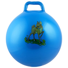 """Ball hopper with handle """"Boys and Girls"""", d=55 cm, 420 g MIX"""