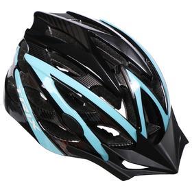 Шлем велосипедиста TRIX, кросс-кантри, 25 отверстий, регулировка обхвата, размер: M 57-58см
