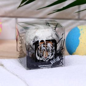 Бурлящий шар для ванн Tiger bomb 130 г
