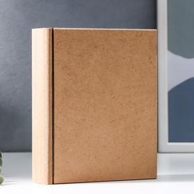 Шкатулка-книга для декора 17х14х4,5 см