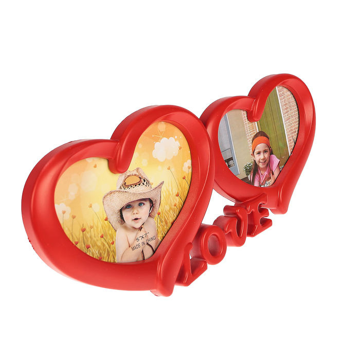 две фото в рамку с сердечками необходимые ингредиенты