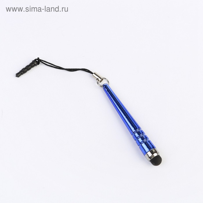 """Стилус для планшета и телефона Luazon, 6 см, тепловой, """"Капля"""". микс 113924"""