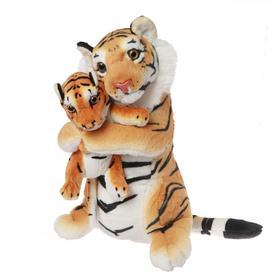 Мягкая игрушка «Тигр с тигрёнком» в Донецке