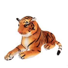 Мягкая игрушка «Тигр», 30 см, цвета МИКС в Донецке