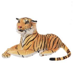 Мягкая игрушка «Тигр», 40 см, цвета МИКС в Донецке