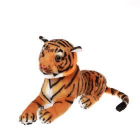 Мягкая игрушка «Тигр», 26 см, цвета МИКС в Донецке