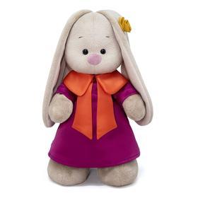 Мягкая игрушка «Зайка Ми в ярком платье», 25 см
