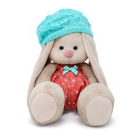 Мягкая игрушка «Зайка Ми в вязаном берете», 23 см