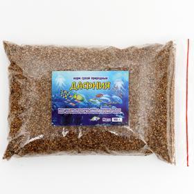 """Корм сухой """"Дафния"""" для аквариумных рыб, ракообразных и водных черепах, 100 г"""