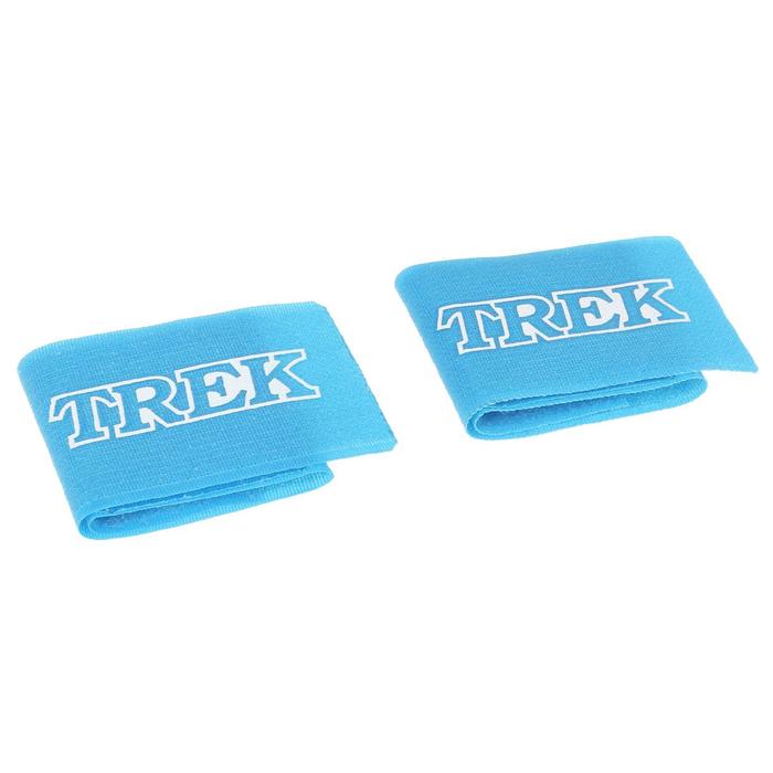 Зажим-липучка для лыж TREK, цвет бирюзовый