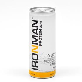 Ironman напиток ананас, 250мл