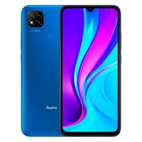 Смартфон Xiaomi Redmi 9C NFC RU, 6.53'', IPS, 2 Гб, 32 Гб, 13 Мп, 5 Мп, 5000 мАч, голубой