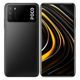 Смартфон Xiaomi POCO M3 (M2010J19CG), 6.53'', IPS, 4Гб, 128Гб, 48 Мп, 8 Мп, 6000 мАч, черный