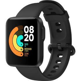 "Смарт-часы Xiaomi Mi Watch Lite (REDMIWT02), 1.4"", LCD, пульсометр, шагомер, 230 мАч, черные"
