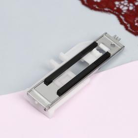 Лапка для швейных машин, для автоматического создания петель