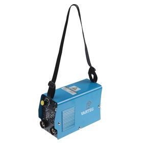 Сварочный аппарат инверторный FoxWeld Varteg 190 мини, 220 В, 6600 Вт, 20-190 А, d=1.5-4 мм