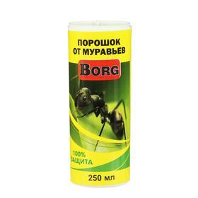 """Порошок против муравьёв """"Borg"""", 250 мл"""