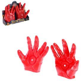 Накладки на руки «Стальной герой»