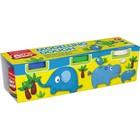 Пластилин на растительной основе набор 3 цвета*100г Modelling Dough №3 карт/рукав 3272