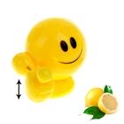 """Ароматизатор - маятник для авто """"Luazon Smile"""", лимон"""