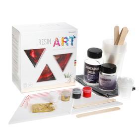 Мини-набор с эпоксидной смолой «Resin Art» «Красная планета»