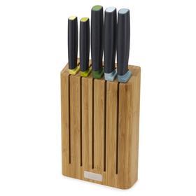Набор ножей Elevate Knives Bamboo в подставке из бамбука