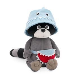 Мягкая игрушка «Енотик Дэнни: Акулёнок», 20 см