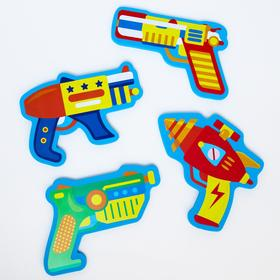 Игрушка для купания- пистолет МИКС