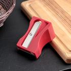 """Нож для оформления блюд из овощей 8 см """"Сказка"""", цвет МИКС"""