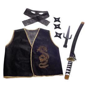 Набор ниндзя «Золотой воин»