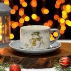 «Рождественский снеговик»