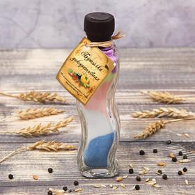Бутылка декоративная 'Волна' h=16,5 см Ош