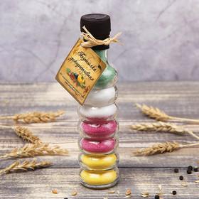 Бутылка декоративная 'Кольца' h=17,5 см Ош