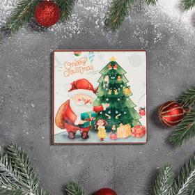 {{photo.Alt || photo.Description || 'Подставка под горячее Доляна «Новогоднее настроение», 10,8×10,8 см'}}