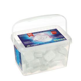 Экологичные таблетки для посудомоечных машин Techpoint, бесфосфатные, 60 шт. по 20 г
