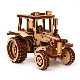 Cборная модель «Трактор»