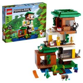 Конструктор Lego «Современный домик на дереве», 909 элементов