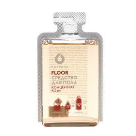"""Концентрат - Средство для мытья пола DutyBox """"Floor"""" Персик 50 мл"""