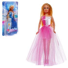 Кукла-модель «Анна» в платье, МИКС