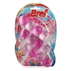 Освежитель для унитаза BREF Brilliance Gel Свежесть дождя 3 * 42 г * 9