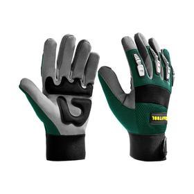 Перчатки для тяжелых механических работ, KRAFTOOL EXTREM, размер XL